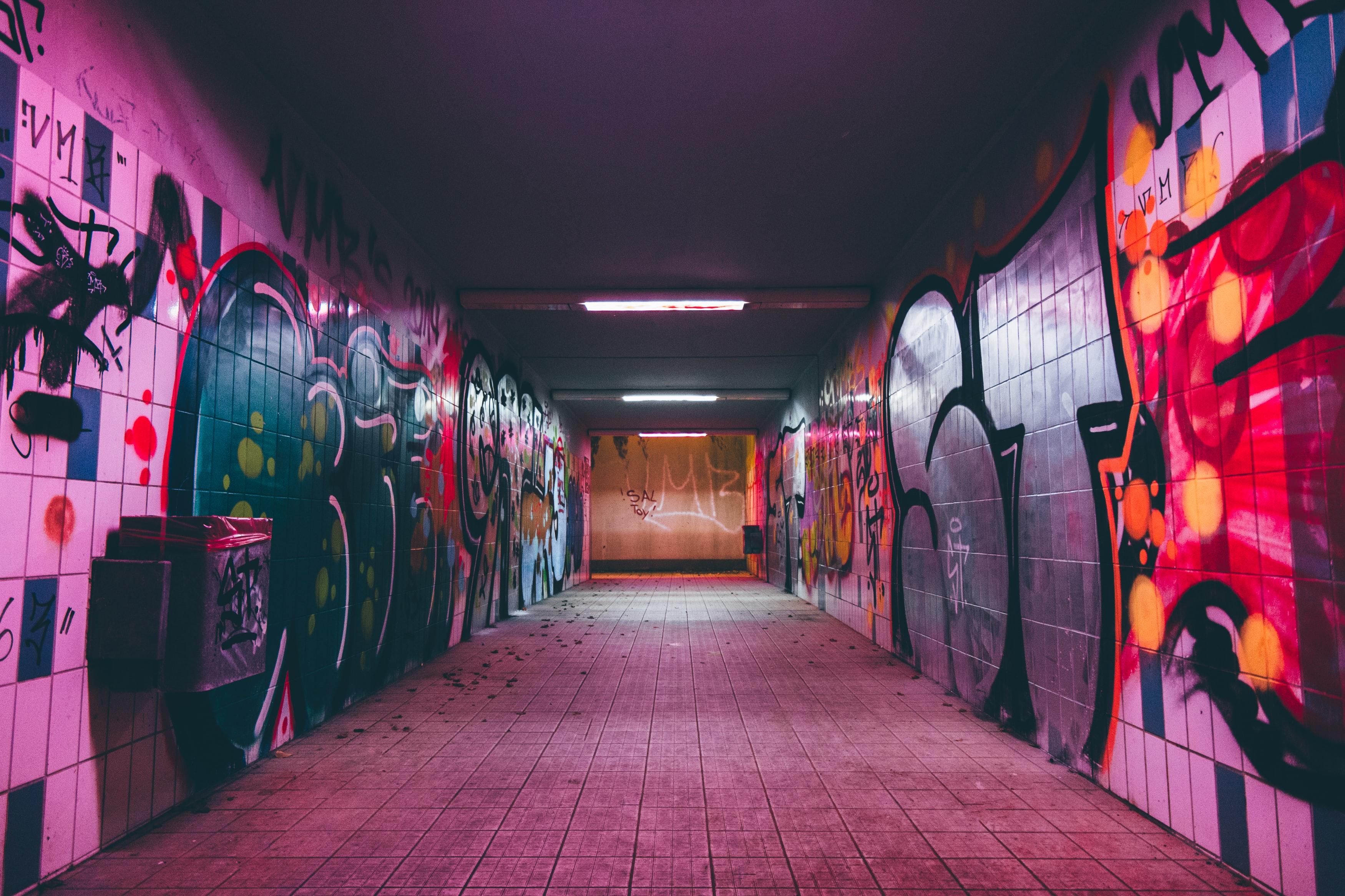 Graffitis: ¿arte o vandalismo?